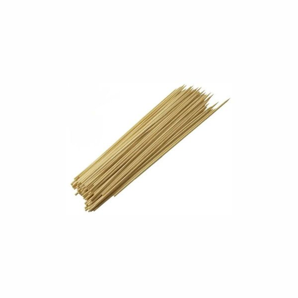 Espeto de Bambu 18cm com 50 Espetos