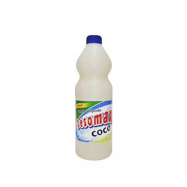 Sabão Líquido Coco com 1L