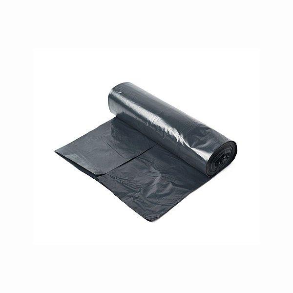 Saco para Lixo 100L Rolinho Preto