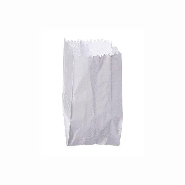 Saco de Papel Mono 07x12cm para Pipoca com 500 Saquinhos