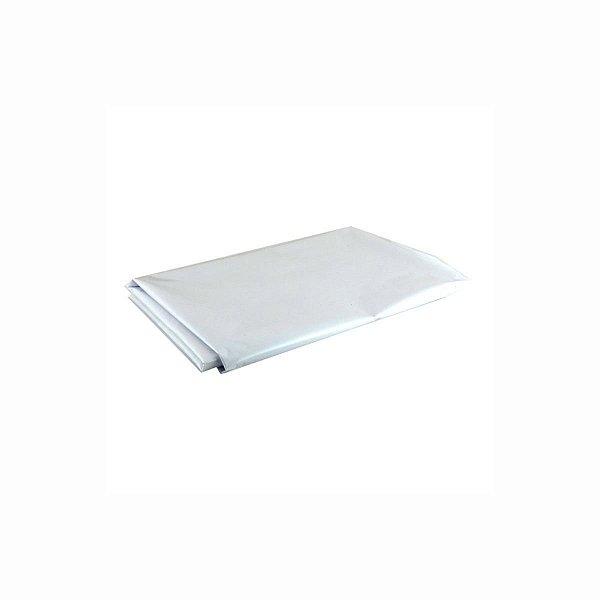 Saco Plástico PE Leitoso 40x60cm 0,012mm com 1kg, 34 Sacos