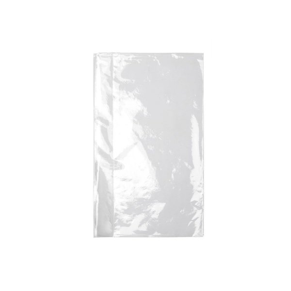 Saco Plástico Virgem PE 10x15cm 0,006mm com 1kg, 1050 Sacos