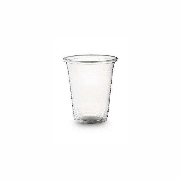 Copo Plástico Descartável 150ml PS Translúcido Copoplast