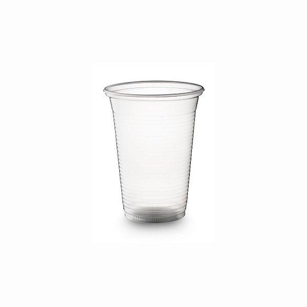 Copo Plástico Descartável 300ml PS Translúcido Copoplast