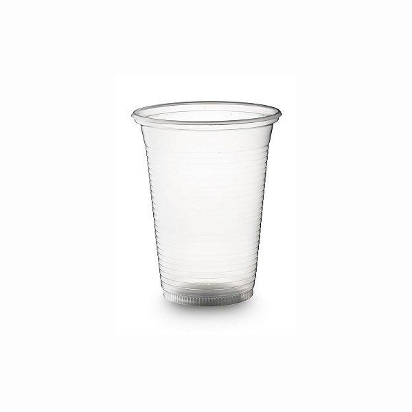 Copo Plástico Descartável 500ml PS Translúcido Copoplast