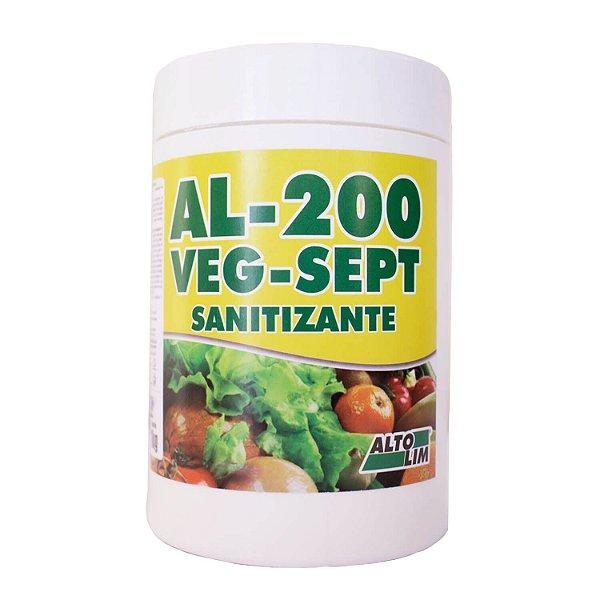 Sanitizante Higienizador de Verduras e Hortaliças 1kg AltoLim