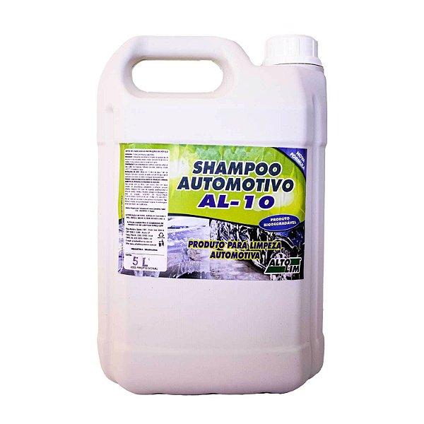 Shampoo Automotivo Comum para Carro 5L AltoLim