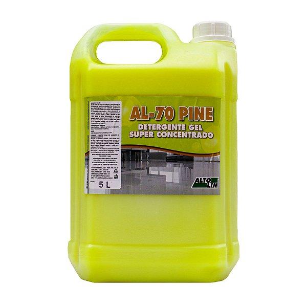Detergente Gel Super Concentrado 5L Altolim