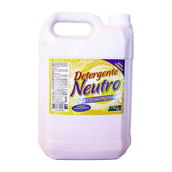Detergente Lava-Louças Neutro 5L AltoLim