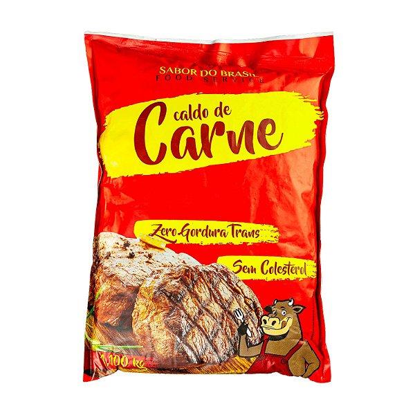 Caldo de Carne com 1,100kg SBR Foods