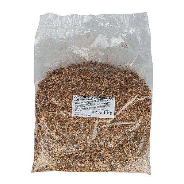 Condimento Chimichurri Preparado para Linguiça com 1 kg