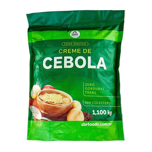 Creme de Cebola com 1,100 kg SBR Foods