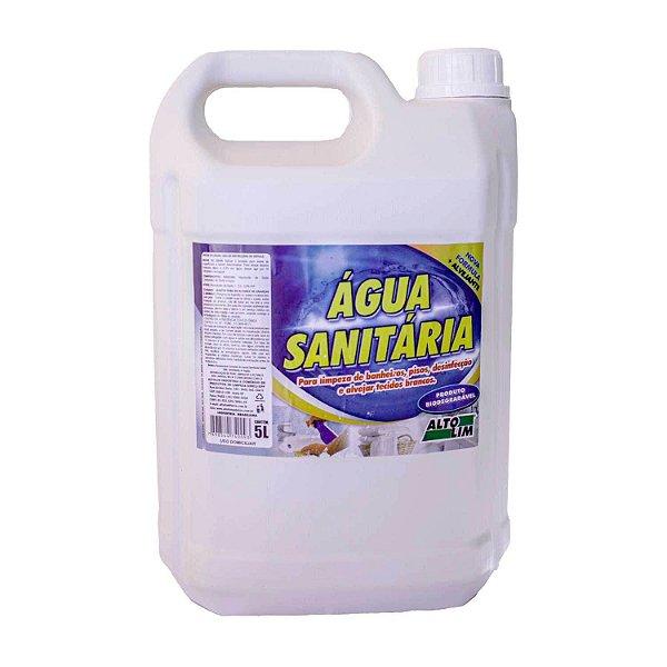 Água Sanitária e Alvejante 5L AltoLim