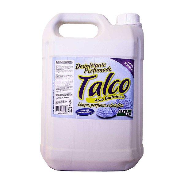 Desinfetante Perfumado Talco Ação Bactericida 5L AltoLim