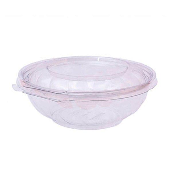 Pote Redondo 750ml com Lacre para Salada Fibraform