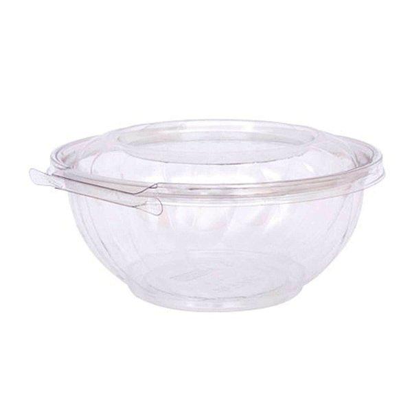 Pote Redondo 1000ml com Lacre para Salada Fibraform