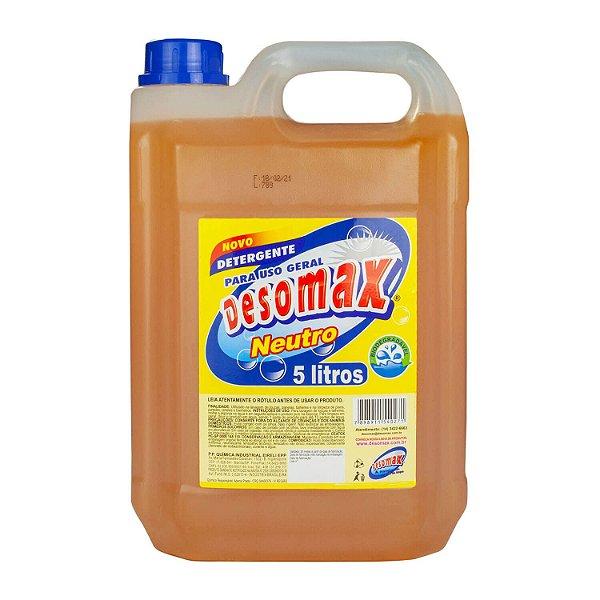 Detergente Multiuso Neutro 5L Desomax