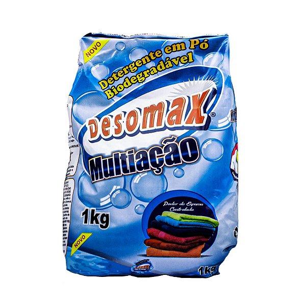 Detergente em Pó Biodegradável 1kg Desomax