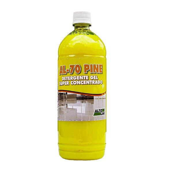 Detergente Gel Super Concentrado 1L Altolim