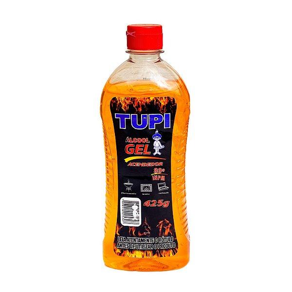 Álcool Acendedor em Gel 80º INPM 425g Tupi