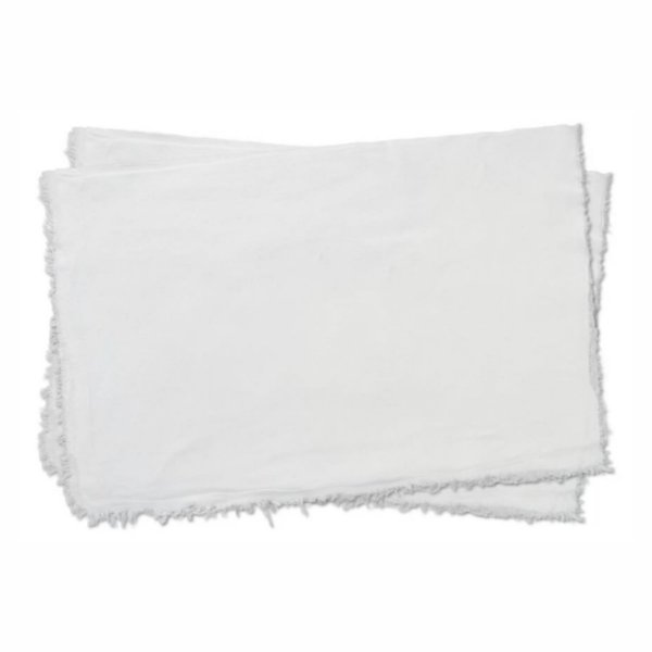 Saco Alvejado Pano de Chão Branco Premium 48x74cm com 1 Unidade