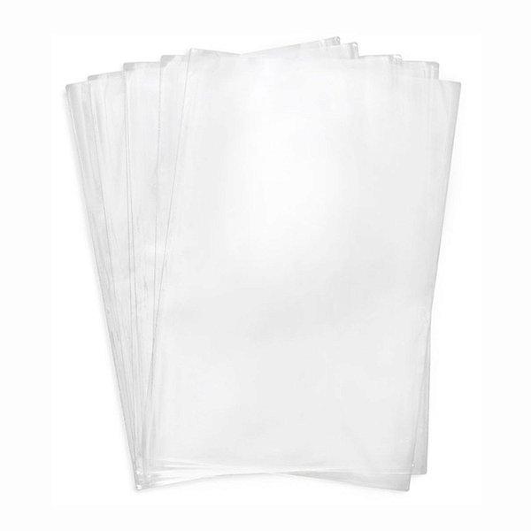 Saco Plástico PP 09x11cm 0,006mm com 1000 Saquinhos