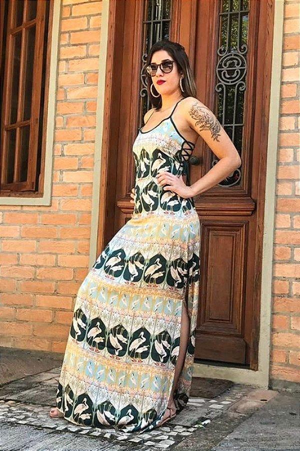 Vestido Longo Erica