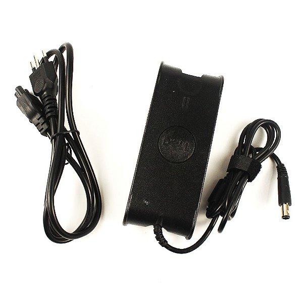 Carregador dell DF266 de 19.5v por 4.6a Dell Latitude D630