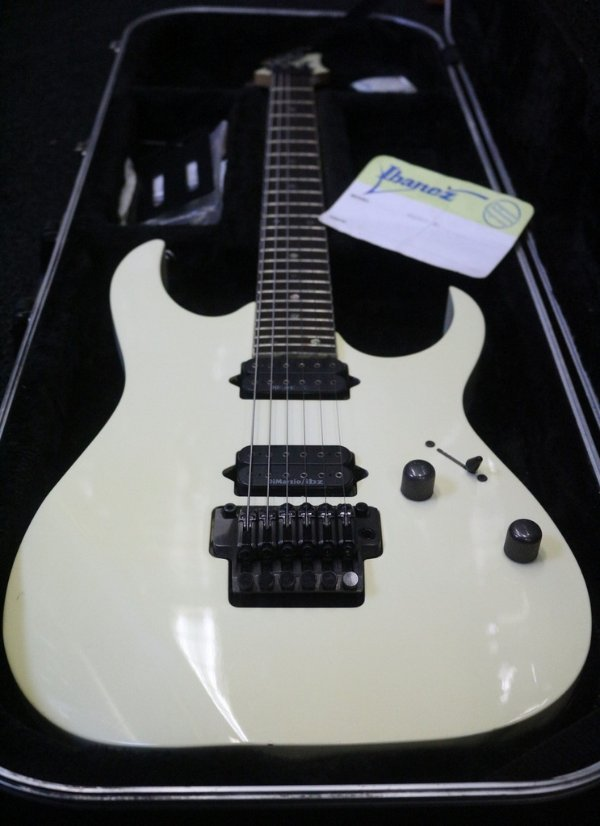Guitarra Ibanez Prestige Srg 2520 Wh Limited Edition (Japan)