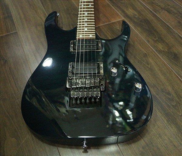 Guitarra Ibanez Rg 520 Qs Quilted blue 1998 (Japan)