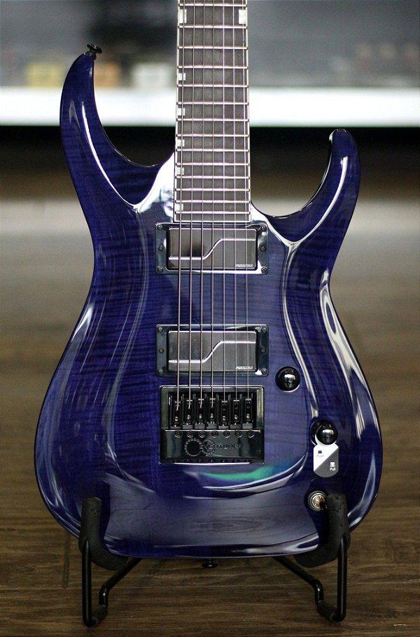 """Guitarra LTD SH-7 Brian """"Head"""" Welch (Korn) -- Lançamento"""