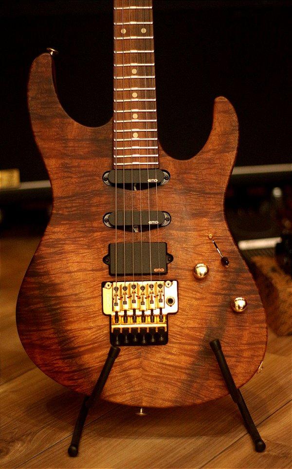 Guitarra Suhr Reb Beach modern Curly Koa (USA)