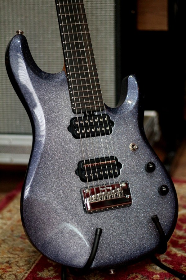 Guitarra Music Man John Petrucci JP7 Starry Night Exclusive limited edition