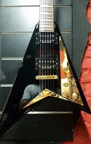 Guitarra Jackson Randy Rhoads Rr5 Blk ( Japan ) Oferta !!!