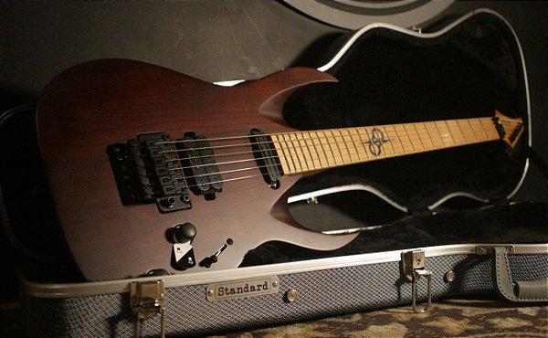Guitarra Solar Ab1.6frnb Natural Brown Matte + Hard Case ------ R$ 9.899,00