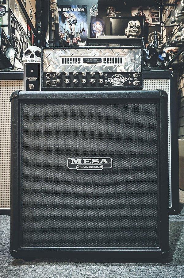 (Semi Novo) Amplificador Mesa Boogie Mini Rectifier 25w +gabinete 1x12 (USA) C/ Footswitch -------  R$11.999,00