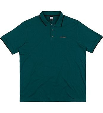 Camisa Polo Plus Size - Verde