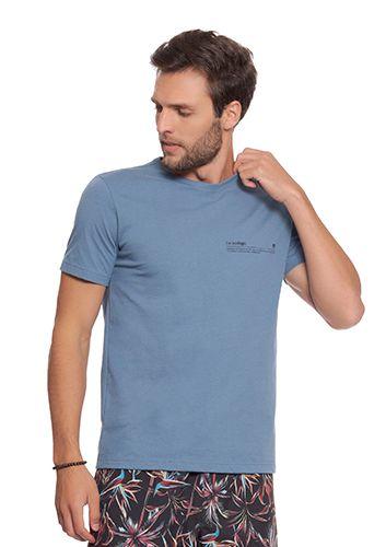 Camiseta Masculina c/ Malha Sustentável