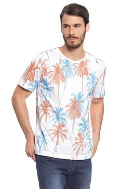 Camiseta Masculina Adulta full print