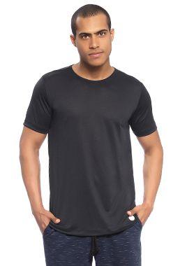Camiseta Esportiva com Malha Nylon Dry