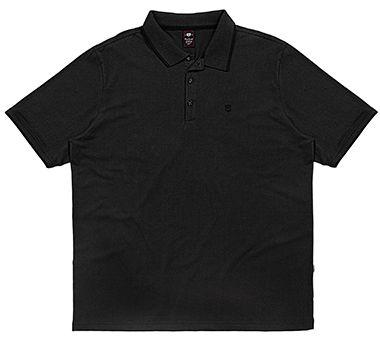 Camisa Polo Plus Size Masculina na cor Chumbo