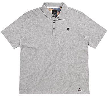 Camisa Polo Plus Size Masculina com Bordado
