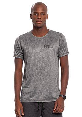 Camiseta Masculina com estilo esportivo