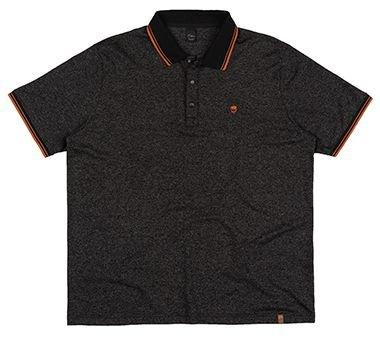 Camisa Polo Plus Size em Piquet Sensation