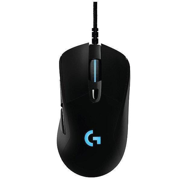 MOUSE LOGITECH PRODIGY G403 GAMER OPT 12000DPI USB PRETO