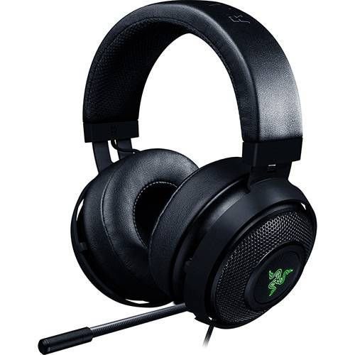 HEADSET RAZER KRAKEN V2 PC PRO 7.1 BLACK OVAL