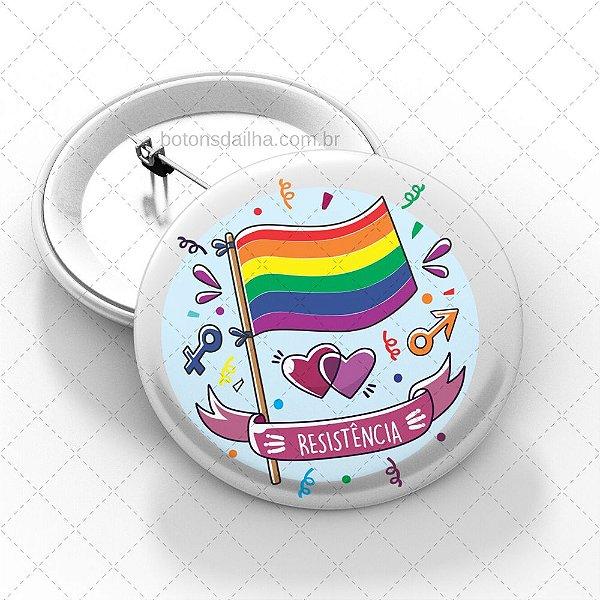 Boton LGBT - Modelo 31