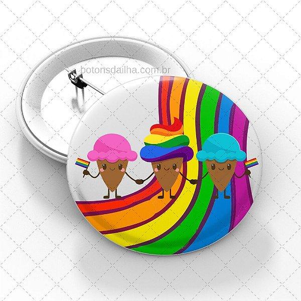 Boton LGBT - Modelo 01