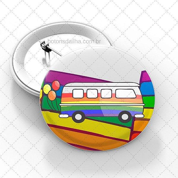 Boton LGBT - Modelo 02