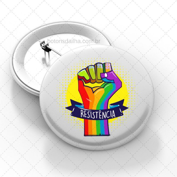 Boton LGBT - Modelo 23
